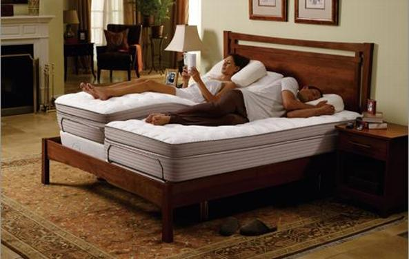 view our adjustable bed models - Bed Frames For Adjustable Beds